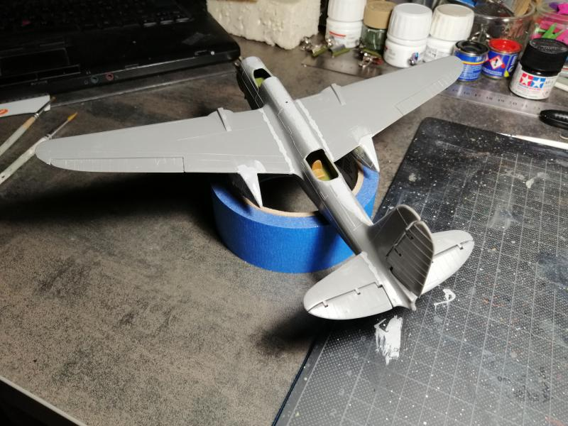 Douglas Boston III 1/72 Tri-Ang 1153