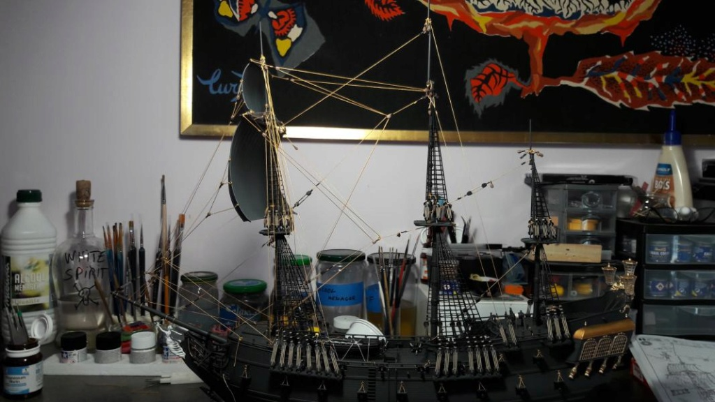 Le Blackpearl Revell 1/72 - Page 6 11710