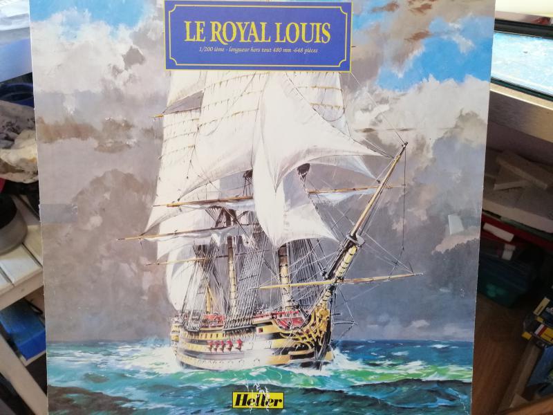 Royal Louis   Heller 1/200 fini!!!!!! 1177