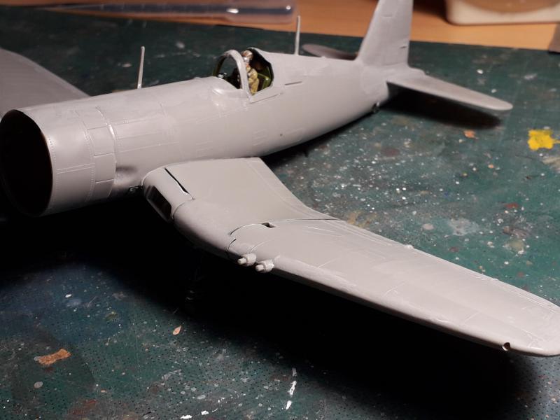 F4U-4 Corsair FINI !!!!!!!!! - Page 2 1211