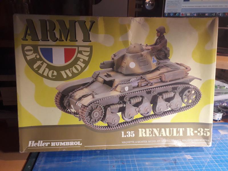 RENAULT R35 1/35 Fini !!!!!!!  126