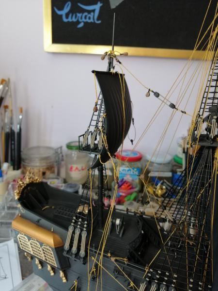 Le Blackpearl Revell 1/72 - Page 8 13410