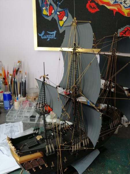 Le Blackpearl Revell 1/72 - Page 8 13510