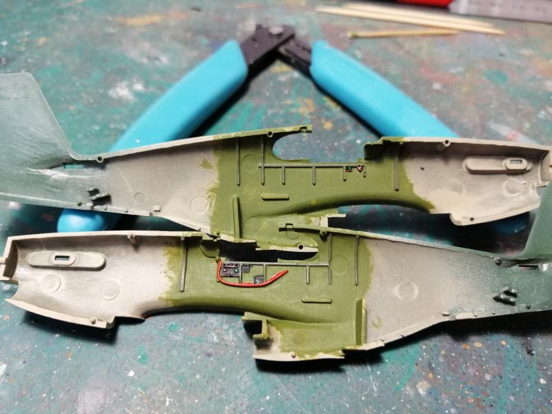 P-51B Mustang de chez Revell au 1/72 FINI !!!!! 1352
