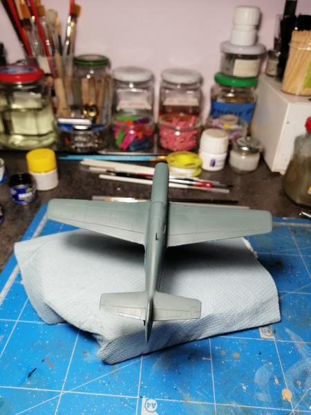 P-51B Mustang de chez Revell au 1/72 FINI !!!!! 1354