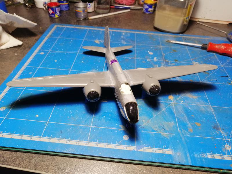 Douglas Boston III 1/72 Tri-Ang 1355