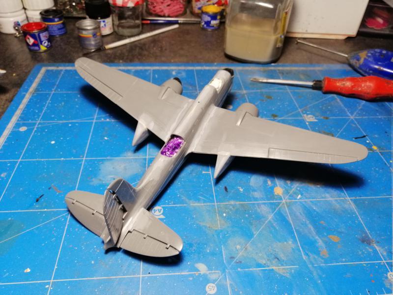 Douglas Boston III 1/72 Tri-Ang 1444