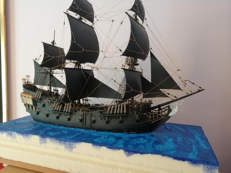 Le Blackpearl Revell 1/72 - Page 8 15010