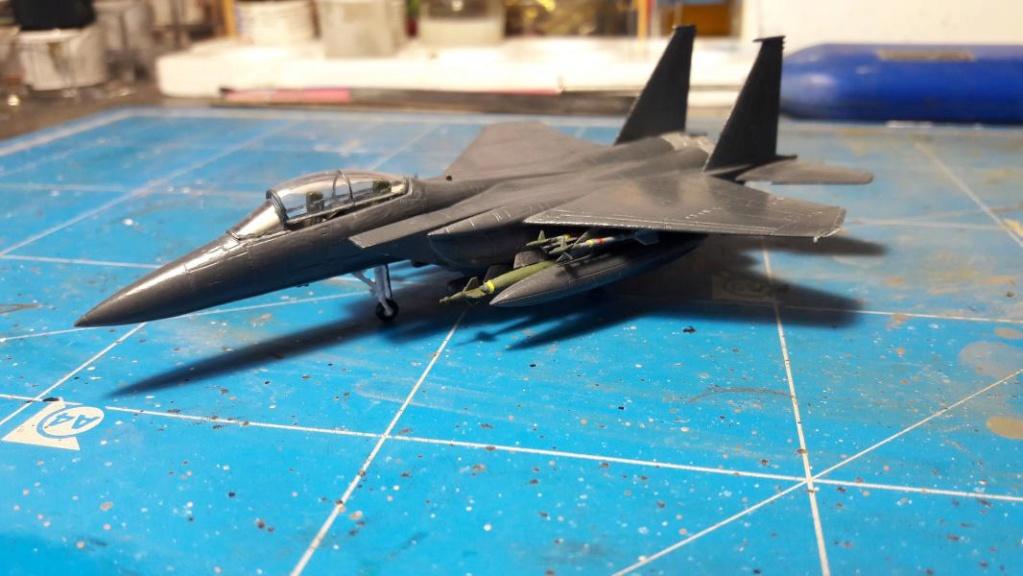 1/144 revell F 15 Strike Eagle 1526