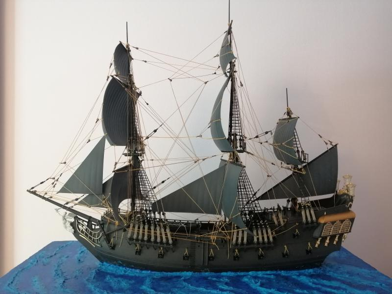 Le Blackpearl Revell 1/72 - Page 8 15310