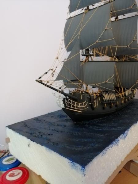 Le Blackpearl Revell 1/72 - Page 9 15410