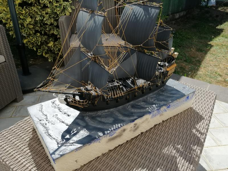 Le Blackpearl Revell 1/72 - Page 9 15810