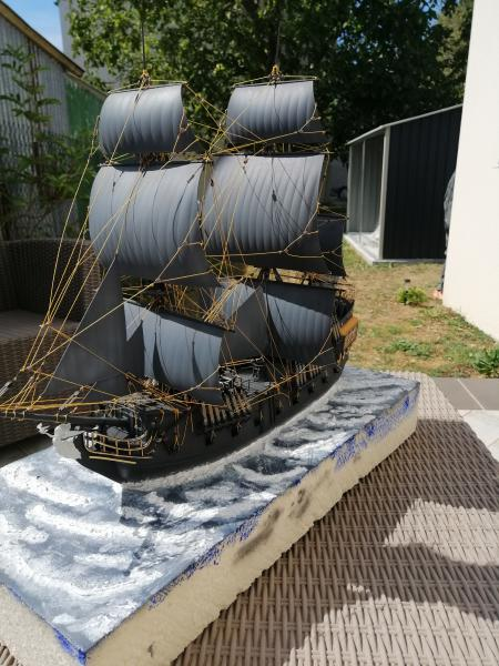 Le Blackpearl Revell 1/72 - Page 10 16210