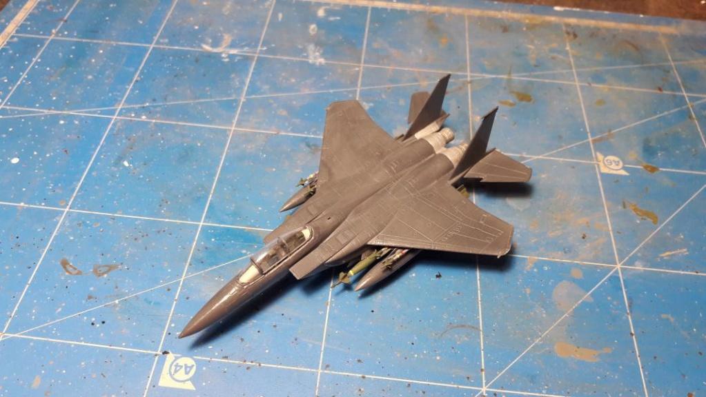 1/144 revell F 15 Strike Eagle 1627
