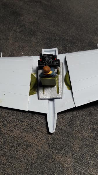 Curtiss Tomahawk Mk.IIB 1/72 (Airfix)  1628