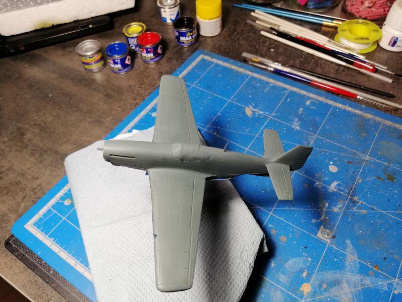 P-51B Mustang de chez Revell au 1/72 FINI !!!!! 1642