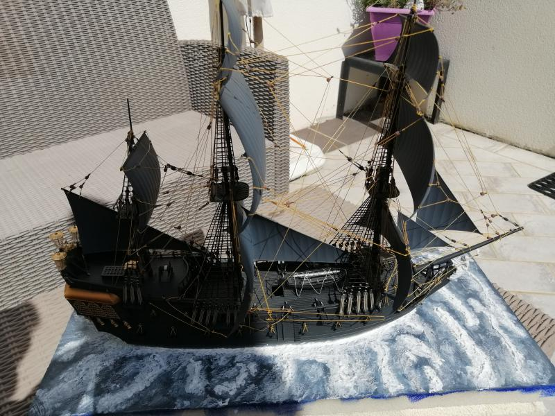 Le Blackpearl Revell 1/72 - Page 10 16510