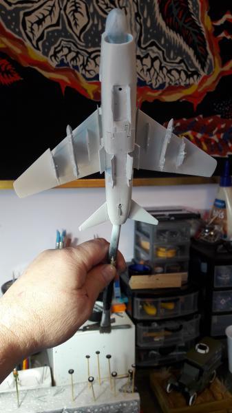 A-7A Corsair 2 1/72 clap de fin !!!!!!!! - Page 2 1723