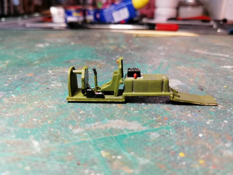 P-51B Mustang de chez Revell au 1/72 1740