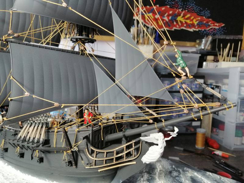 Le Blackpearl Revell 1/72 - Page 10 17410