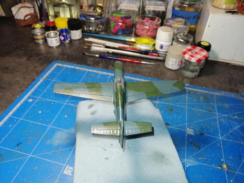 P-51B Mustang de chez Revell au 1/72 - Page 2 1742