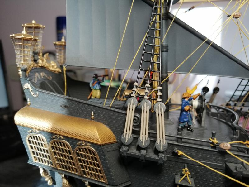 Le Blackpearl Revell 1/72 - Page 10 17810