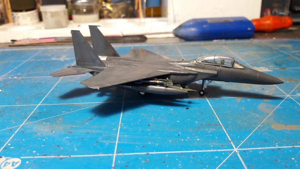 1/144 revell F 15 Strike Eagle 1828