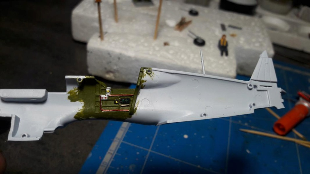 Curtiss Tomahawk Mk.IIB 1/72 (Airfix)  1829