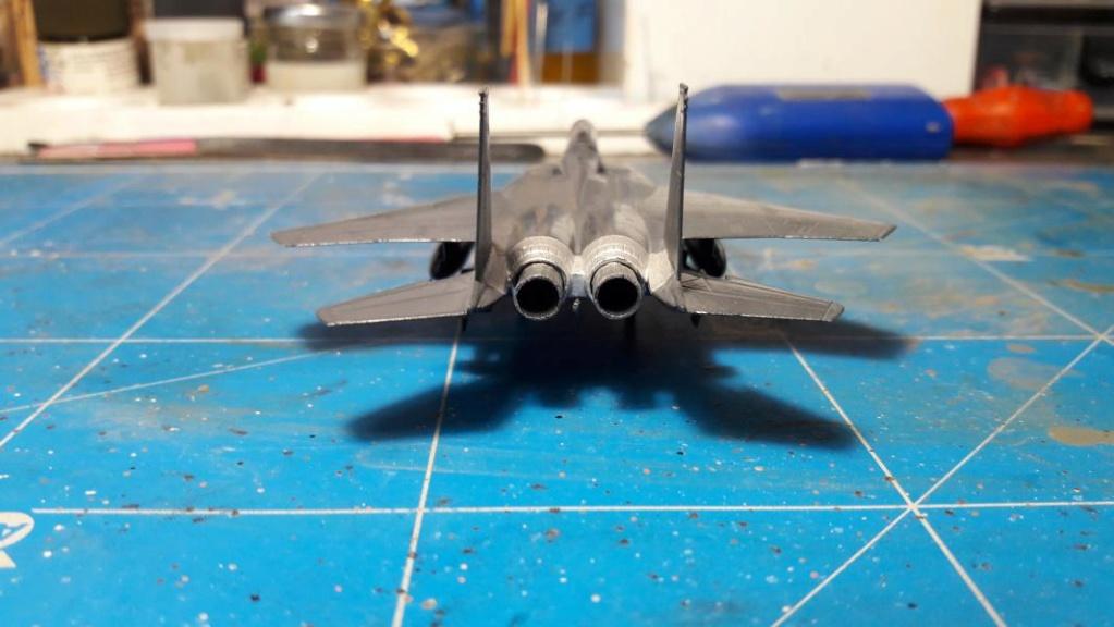 1/144 revell F 15 Strike Eagle 1923