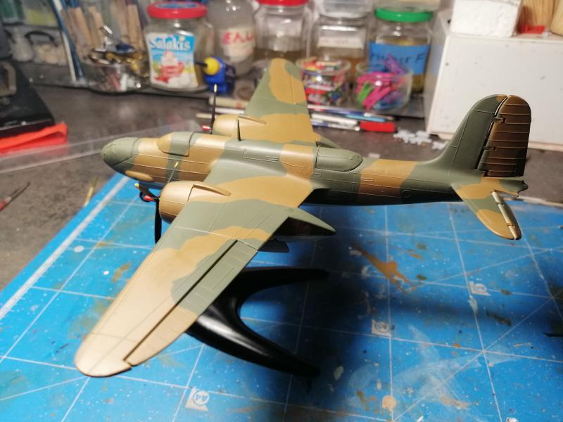 Douglas Boston III 1/72 Tri-Ang 2035