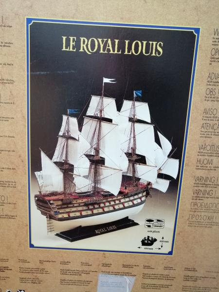 Retour aux sources Royal Louis Heller 1/200 2100