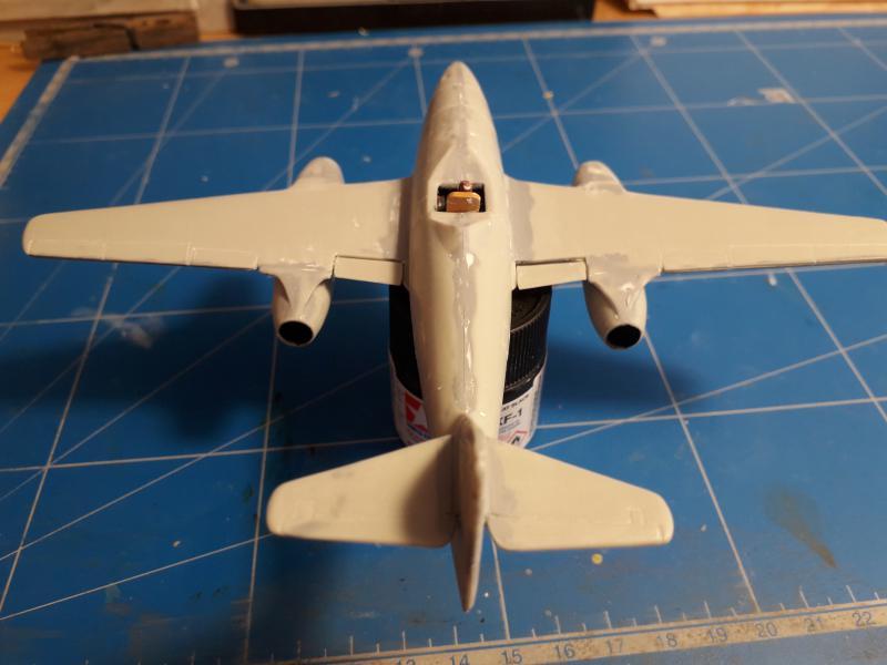 Messerscmitt Me 262A-1A 1/72 Revell page2 2112