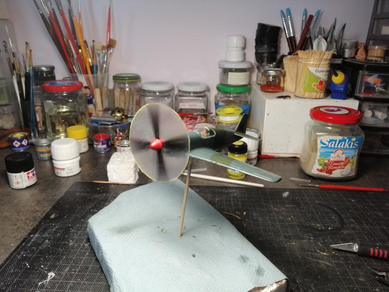 P-51B Mustang de chez Revell au 1/72 - Page 2 2129