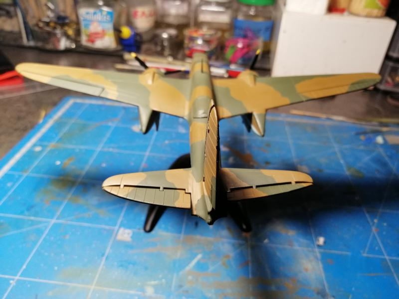 Douglas Boston III 1/72 Tri-Ang 2130