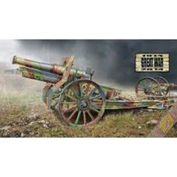 Canon de 155 mm WW1 de chez ACE FINI !!!!!!!!!! 218