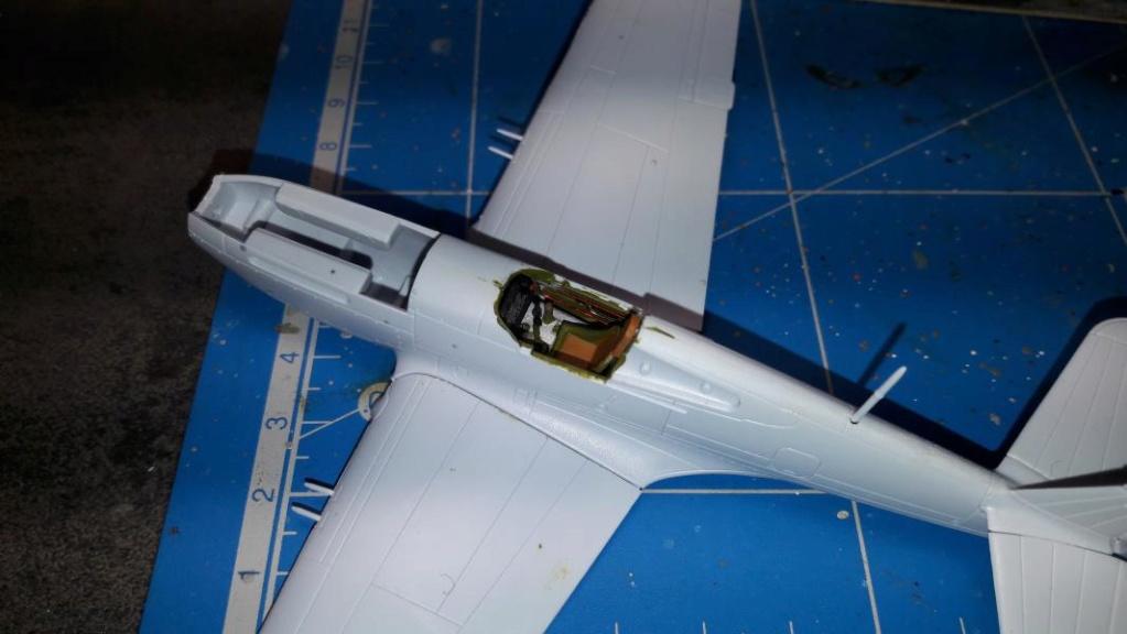 Curtiss Tomahawk Mk.IIB 1/72 (Airfix)  2220