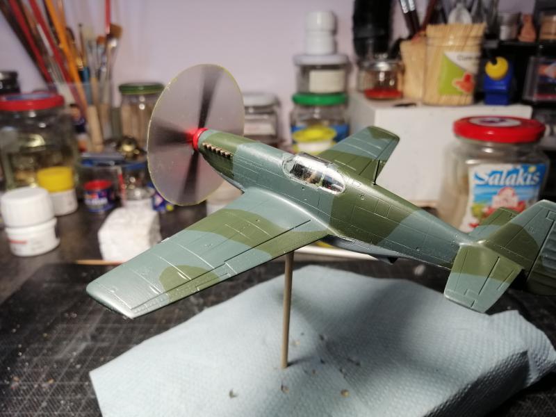 P-51B Mustang de chez Revell au 1/72 - Page 2 2229