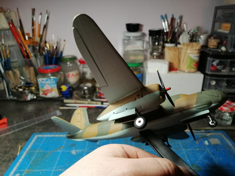 Douglas Boston III 1/72 Tri-Ang 2230
