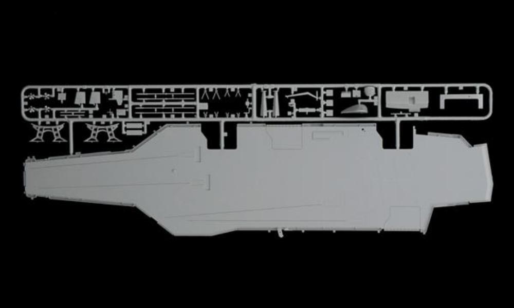 Ouvre boite U.S.S GEORGE H.W. BUSH CVN-77 ITALERI 1/720 233