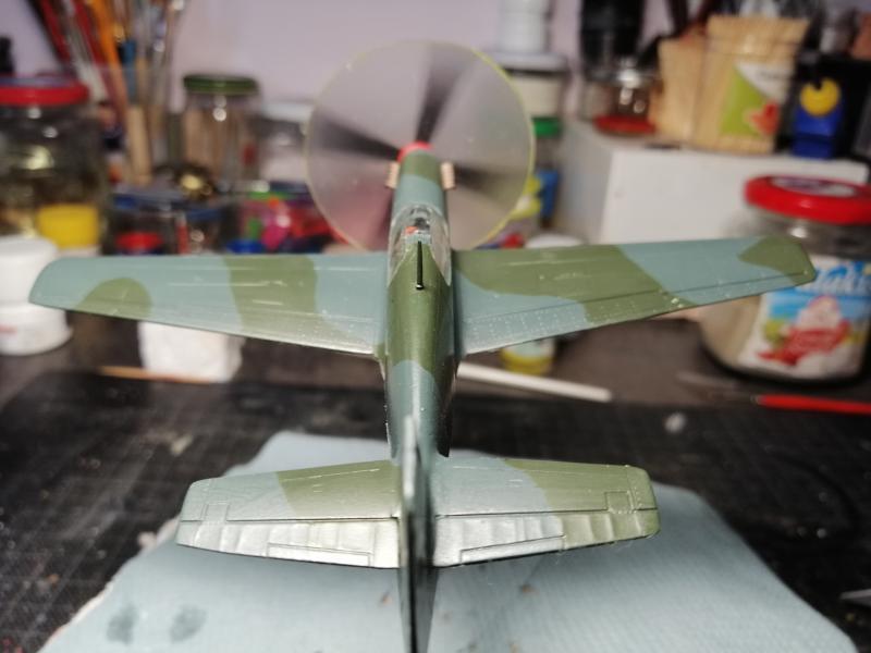 P-51B Mustang de chez Revell au 1/72 - Page 2 2331