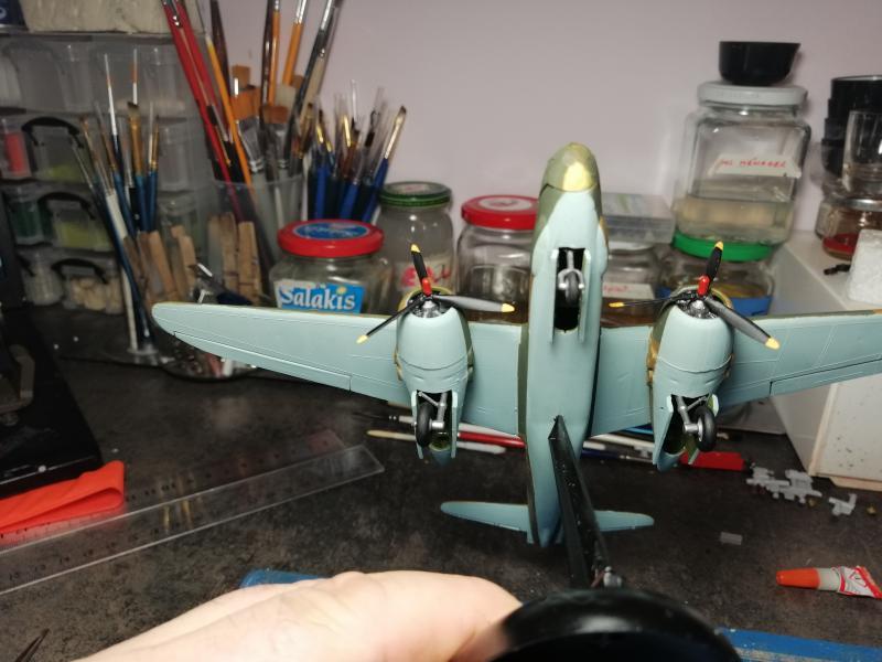 Douglas Boston III 1/72 Tri-Ang 2332