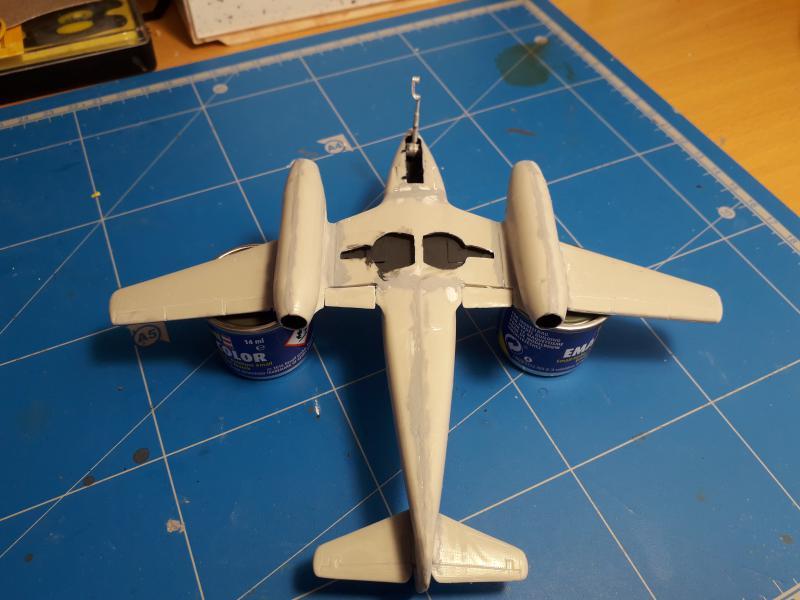 Messerscmitt Me 262A-1A 1/72 Revell page2 2414
