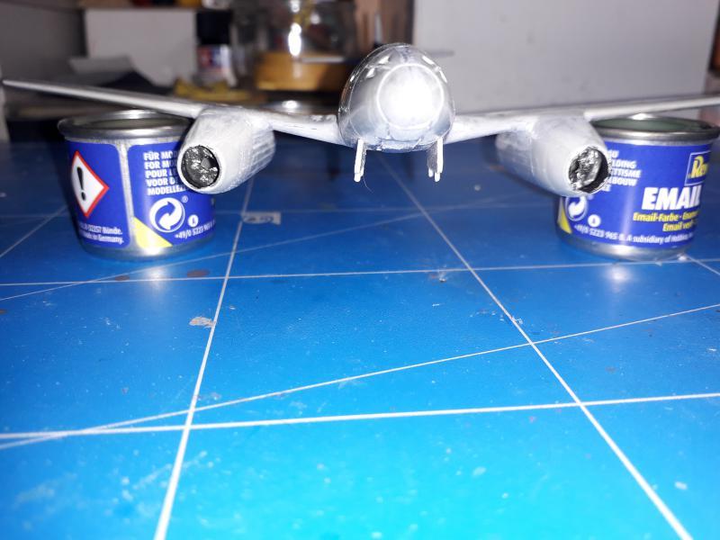 Messerscmitt Me 262A-1A 1/72 Revell page2 2513