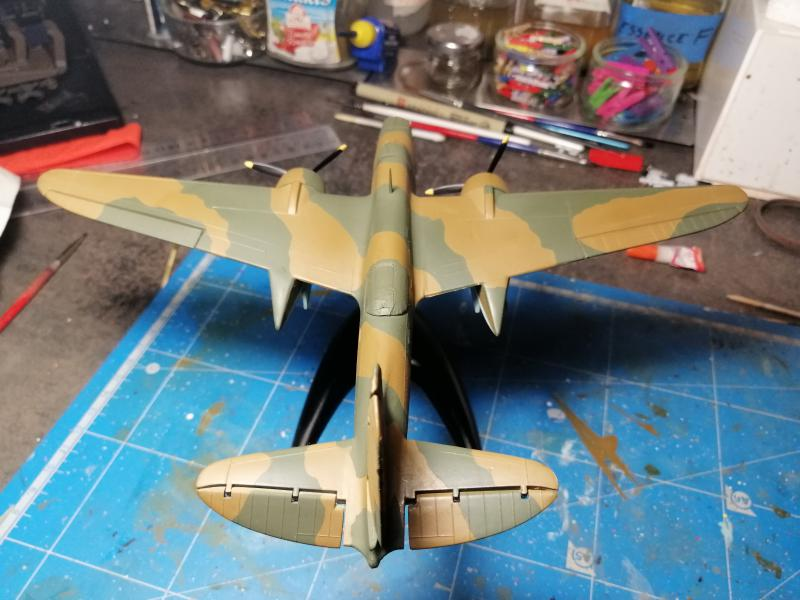 Douglas Boston III 1/72 Tri-Ang 2529