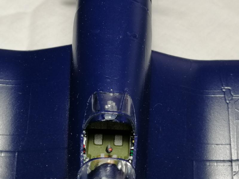 CORSAIR AU-1 Heller 1/48 FINI !!!!!! 2533