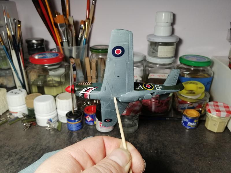 P-51B Mustang de chez Revell au 1/72 - Page 2 2730