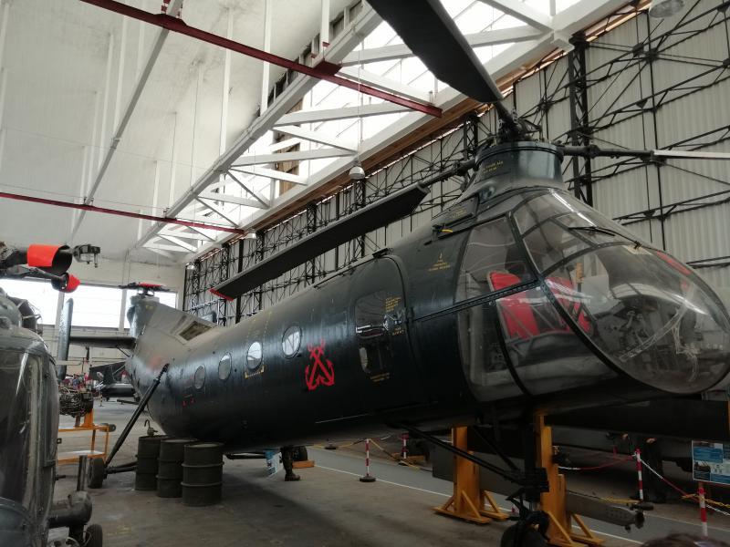 visite du petit musée de l'aéronaval de Rochefort 275