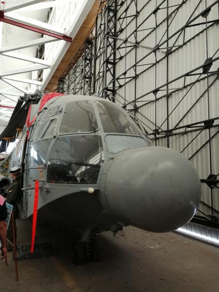 visite du petit musée de l'aéronaval de Rochefort 276