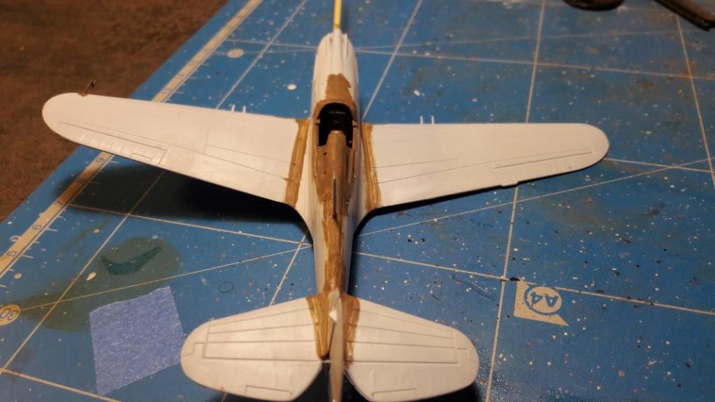 Curtiss Tomahawk Mk.IIB 1/72 (Airfix)  2821