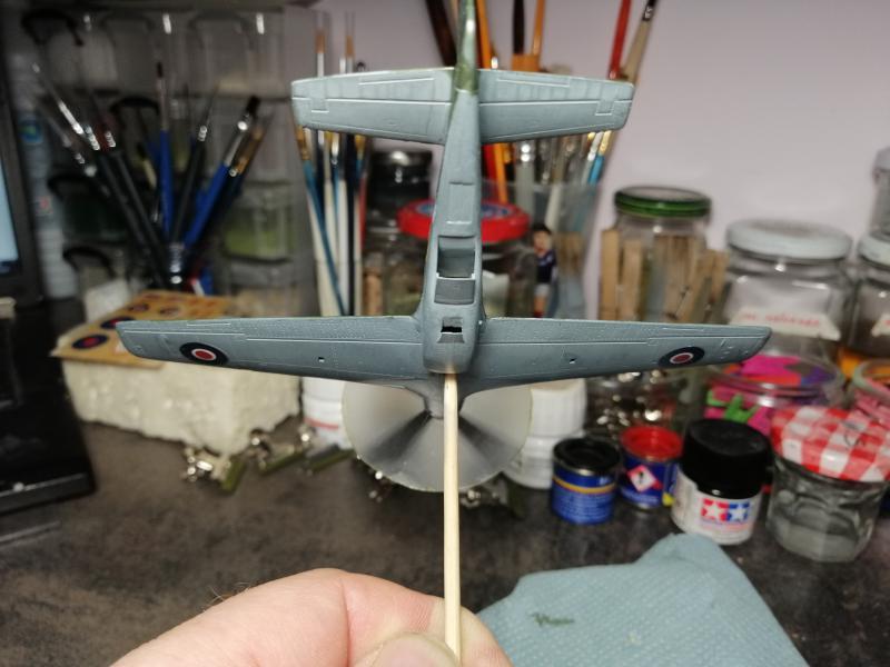 P-51B Mustang de chez Revell au 1/72 - Page 2 2829